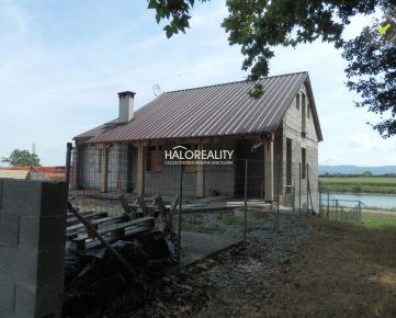 HALO REALITY - Predaj, rodinný dom Borovce - NOVOSTAVBA