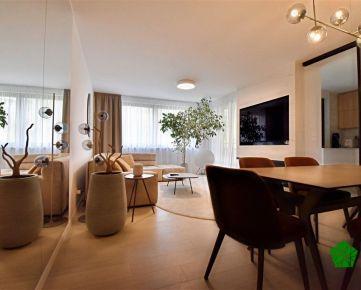 LUXUSNÝ slnečný moderný NADŠTANDARDNÝ 4 izbový byt, BA I. Staré Mesto, Mýtna ulica