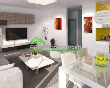 Na predaj 3 izbový byt v III. Etape Novostavby Zelená Stráň