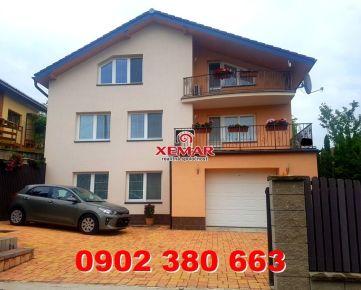 Na predaj krásny rodinný dom v Sásovej