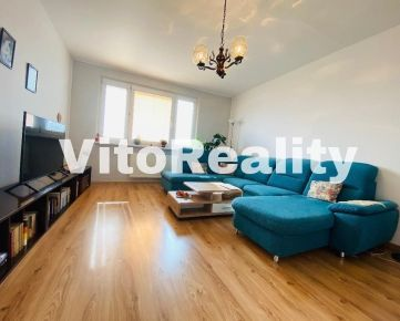 3-izbový byt na ulici Viničky