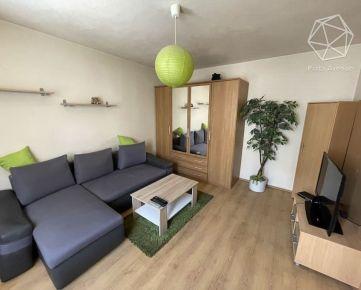 Na prenájom zariadený byt 1+1 , Žilina - Širšie centrum (30m2)