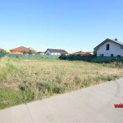Pozemok pre rodinné domy 641m2