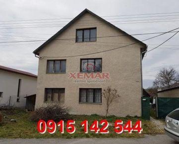 Na predaj rodinný dom v Detve- exkluzívne!!!