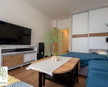 3 izbový byt, 77 m2, 2 balkóny, Košice - Kisdyho