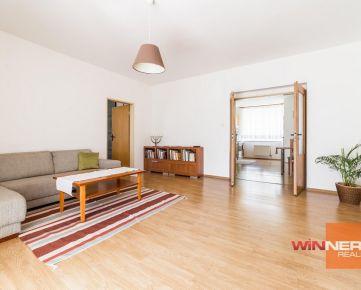 2-izbový, prenájom, 73 m2, Parking, centrum, Rastislavova, Košice