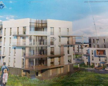 Na Predaj 1 izbový byt Sídlisko III. Novostavba