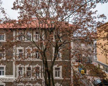 PALÁRIKOVA, mezonet, 124 m2 - rekonštrukcia, KULTÚRNA PAMIATKA, tehla, PODKROVIE