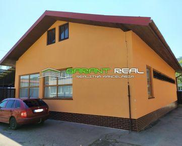 GARANT REAL - predaj komerčný objekt, pozemok 410 m2, Svidník