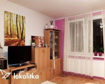 NA PREDAJ: 1-izbový byt na Rovniankovej ulici, Petržalka