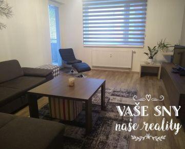 Na prenájom 2 izb kompletne zariadený byt v novostavbe na Liptovskej ul. v Trenčíne.