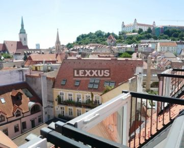 LEXXUS-PRENÁJOM moderných kancelárií, krásny výhľad, balkóny, BA I