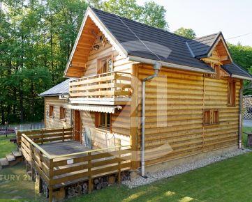 Rekreačný dom v krásnom prostredí prešovského lesoparku Cemjata