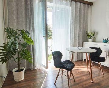 2 izbový byt po vkusnej a kompletnej rekonštrukcii, Ľ. Podjavorinskej