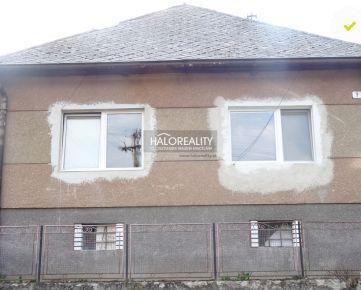 HALO REALITY - Predaj, rodinný dom Močiar - ZNÍŽENÁ CENA