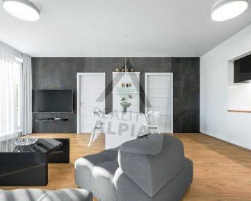 Krásne 3-izbové byty, Papradno