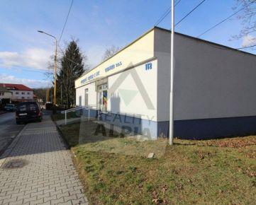 Podnikateľský objekt na predaj v Novákoch