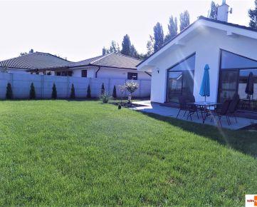 Ponúkame na predaj 4-izbovú novostavbu  rodinného domu v Kostolných Kračanoch