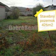 Pozemok pre rodinné domy 426m2
