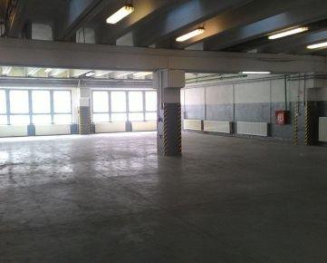 NA PRENÁJOM výrobno/skladové priestory so zázemím, Košice II