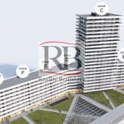 1-izb. byt 37m2, novostavba