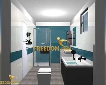 """Projekt """"Dostupná Rovinka"""" – III.etapa  v predaji *** 4 a 5 izbové tehlové rodinne domy v Rovinke HOLODOM OD 139.000,-€ štandard OD 149.000,-€"""