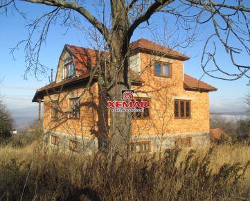 Predaj- rodinný dom- Piešť II.- Detva