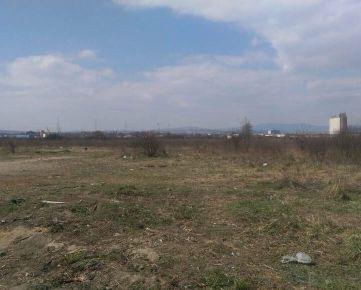 Pozemok v priemyselnej zóne Košice - Nad jazerom