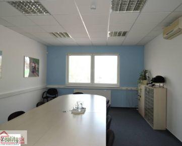 Prenájom kancelárií 16 - 196 m2 s výborným parkovaním v Petržalke