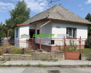 GARANT REAL - predaj jednopodlažný rodinný dom 90 m2, Prešov, Solivar