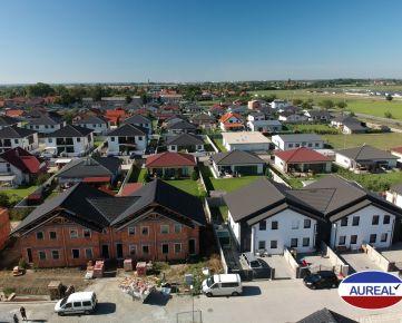 PREDAJ, exkluzívne 4 izbové mezonetové byty v dvojdome Hviezdoslavov-Slnečné záhrady