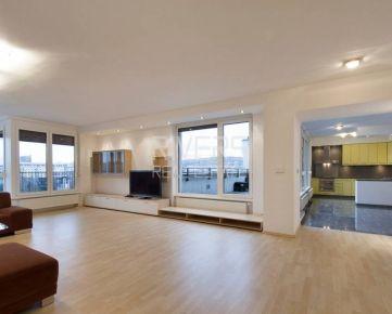 Trojizbový byt s terasou v novostavbe Boria