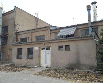 Na predaj výrobná hala  ulica Pri krásnej Nad Jazerom ,Košice IV.