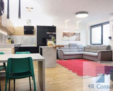 Na prenájom 3 izbový 95m2 byt - Novostavba, Rusovce