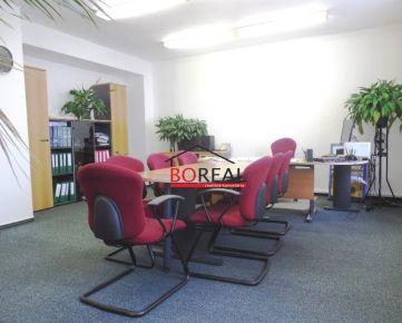 ** RK BOREAL ** Kancelárske priestory 63,54 m2 v Ružinove na prenájom, Sabinovská ul., BA II. v blízkosti Štrkoveckého jazera.