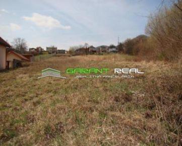 GARANT REAL - Predaj stavebný pozemok 1476 m2, Fintice, okres Prešov