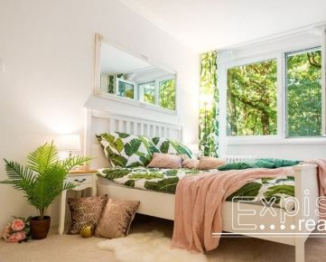 Predaj 2izboveho bytu v Karlovej Vsi v bezprostrednej blízkosti lesa