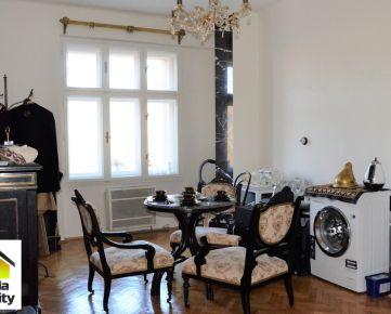 Veľmi pekný 1-izbový byt v centre mesta