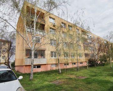 Dražba 4-izb. bytu v Dunajskej Strede
