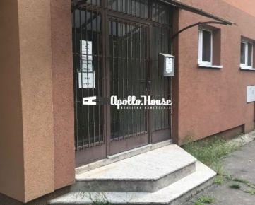 BA-Petržalka: nebytový priestor s príslušenstvom, 84 m2