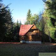 Záhradná chata 80m2, pôvodný stav
