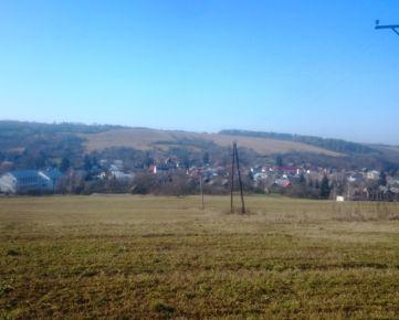Reality GALA, s.r.o. - predaj pozemku v tesnom susedstve IBV obce Lubina (NM) - (investícia)