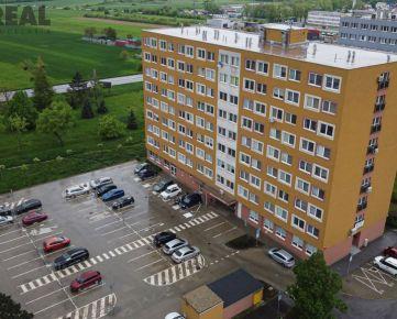 REZERVOVANÝ: Krásny 3 izb. byt, Nová Šaca, 65 m2 a 8m loggia, 8p., kompletne rek.