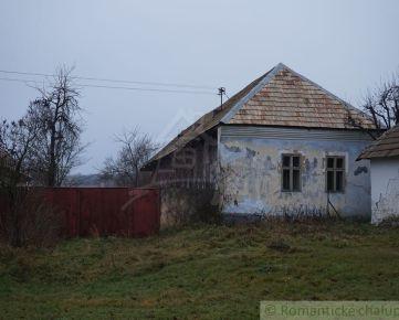 Starý sedliacky dom pre skutočných chalupárov 10 km od Piešťan
