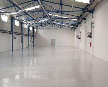 ID 2374  Prenájom: skladová / výrobná hala, 566 m2