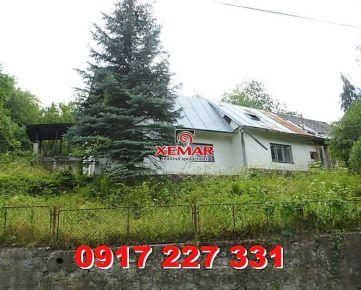 Na predaj pozemok na výstavbu rod. domu v obci Riečka pri Banskej Bystrici