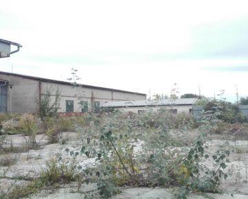 VÝHODNÁ CENA, pozemok+hala pre priemyselnú/komerčnú výstavbu, Košice