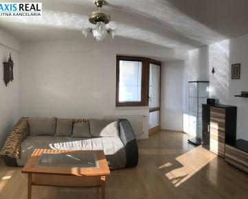 NA PRENÁJOM Veľký a svetlý , slnečný  2 izbový byt v novostavbe s 2 balkónmi na Bottovej ulici.