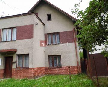 Na predaj rodinný dom v obci Hubová pri Ružomberku s pozemkom 516m2