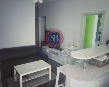 STARBROKERS - Prenájom  rekonštruovaného 1,5 izb. bytu s vlastnou predzáhradkou, Hanulova ul., BA IV - Dúbravka
